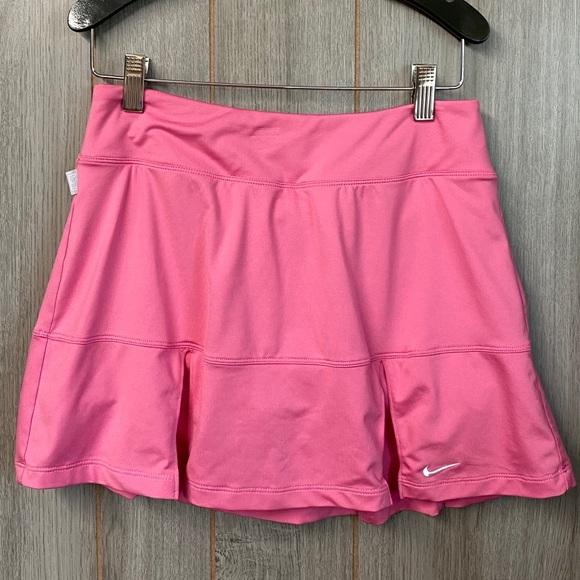 Nike Pink Tennis Skort